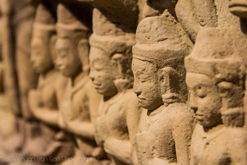 Details, Angkor Wat
