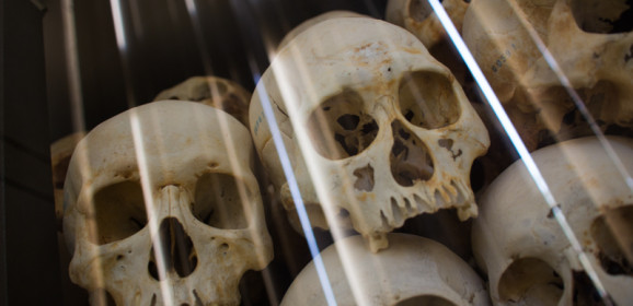 On Guilt and Genocide at the Killing Fields in Cambodia