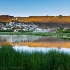 The Songzanlin Monastery and Photos of Shangri-la, China