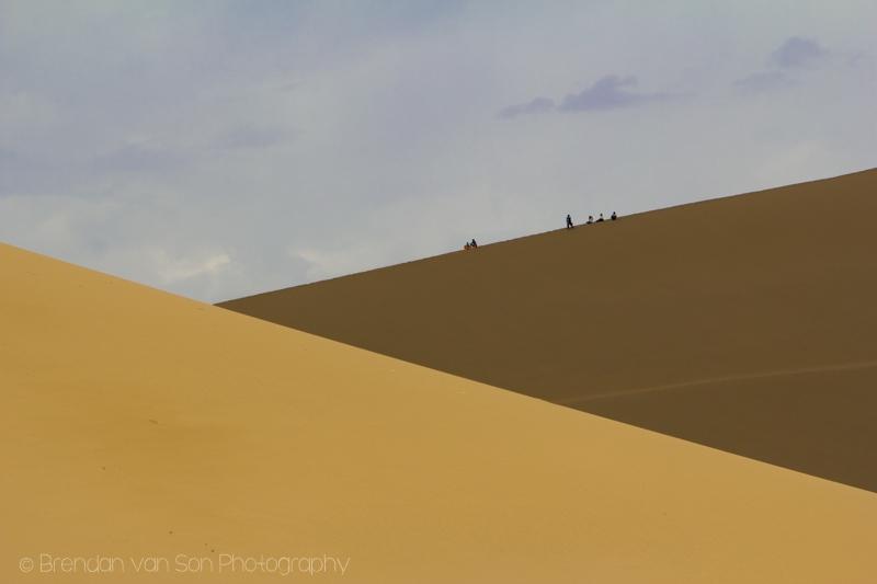 Dunhuang Desert Oasis China
