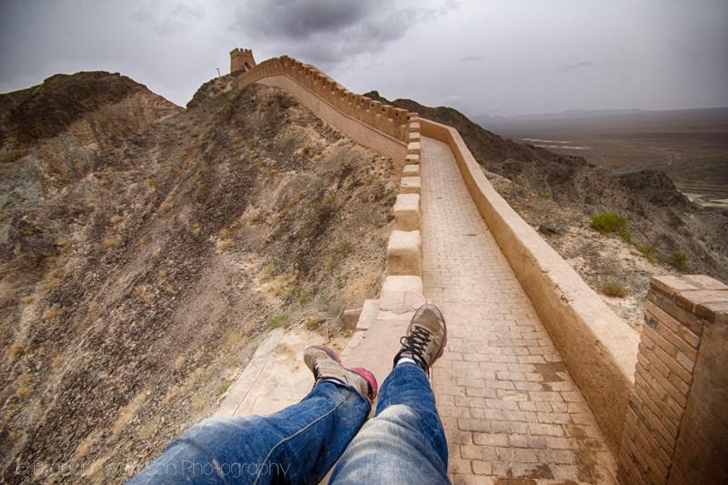 Great Wall of China Jiayuguan