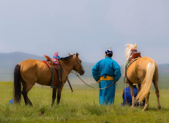 Photographing the Naadam Festival in Ulaanbaatar