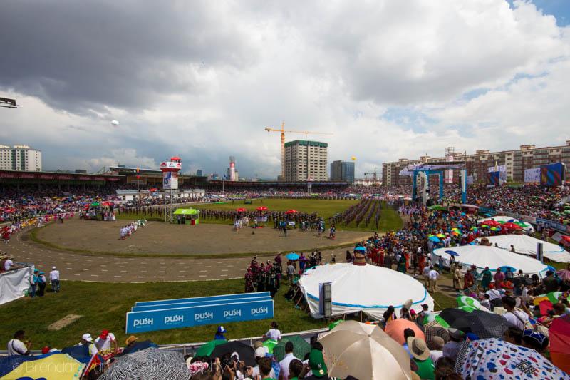 Naadam Festival Mongolia
