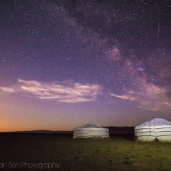 Editing Star Photos from Mongolia with Lightroom 5