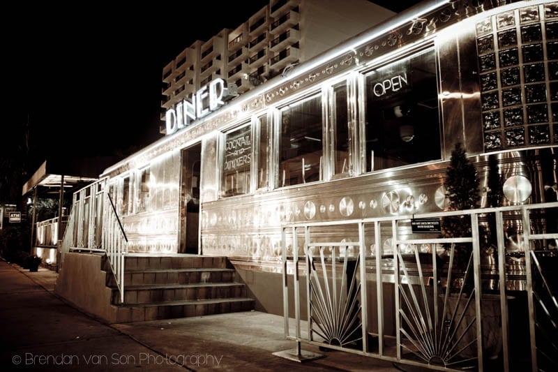 Old-Time Diner Miami