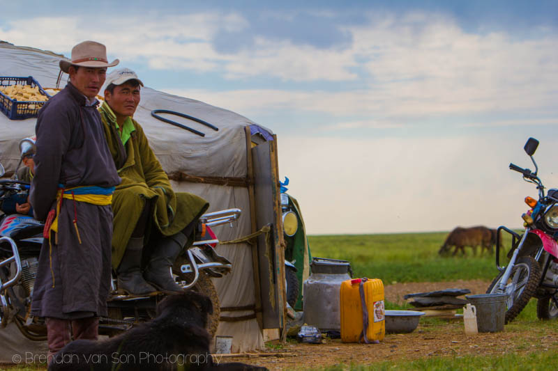 Southern Mongolia Ger