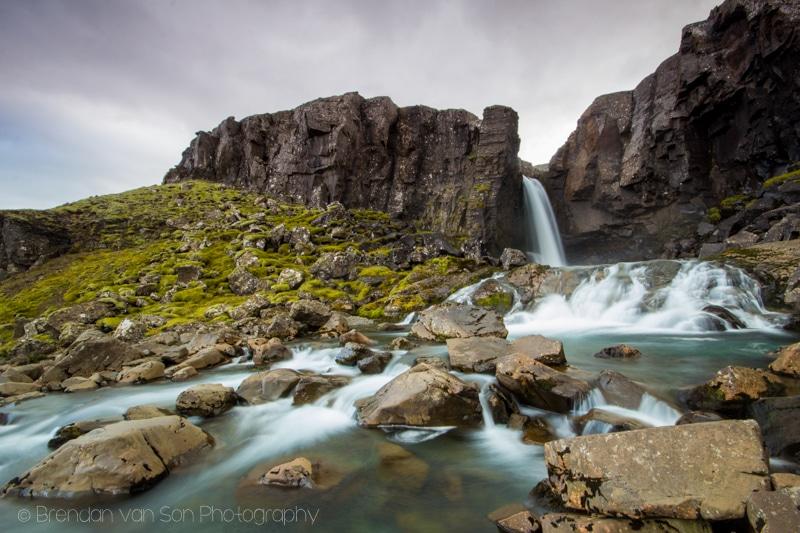 Silky Smooth Waterfall