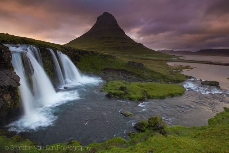Kirkjufellsfoss, Iceland Waterfalls