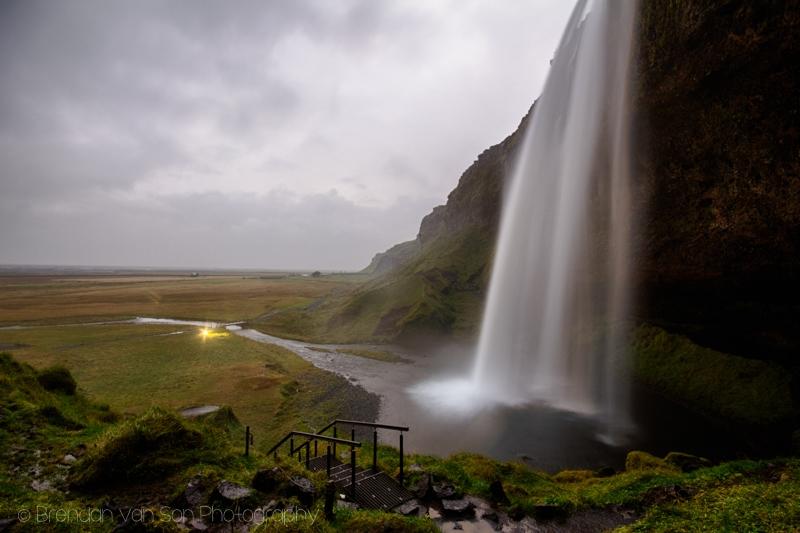 seljalandsfoss, Iceland, Waterfall
