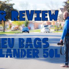 Gear Review: The Naneu Bags Outlander 50L Camera Backpack