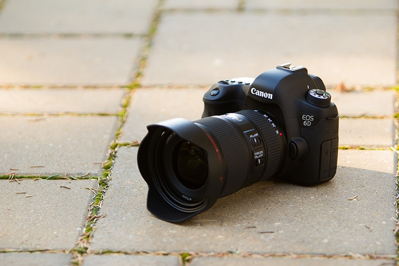Canon 6D with 16-35mm f/4