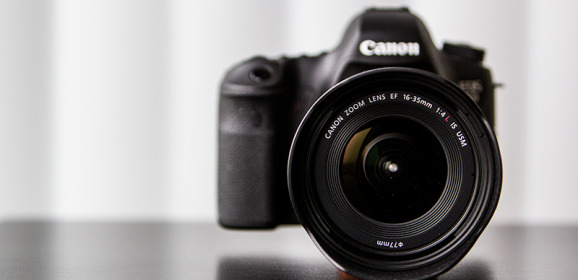 Canon 16-35mm f/4 Unboxing and Specs