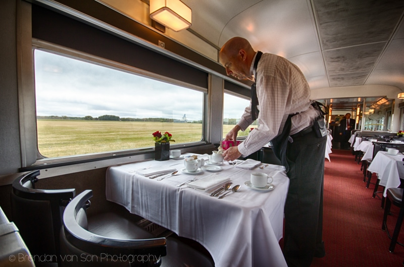 Taking Photos from Trains, VIA Rail, Canada