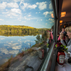 How to Take Photos from Trains: A Photo Guide from the Via Rail