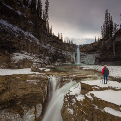 Reviewing the Canon 16-35mm f/4 at Crescent Falls