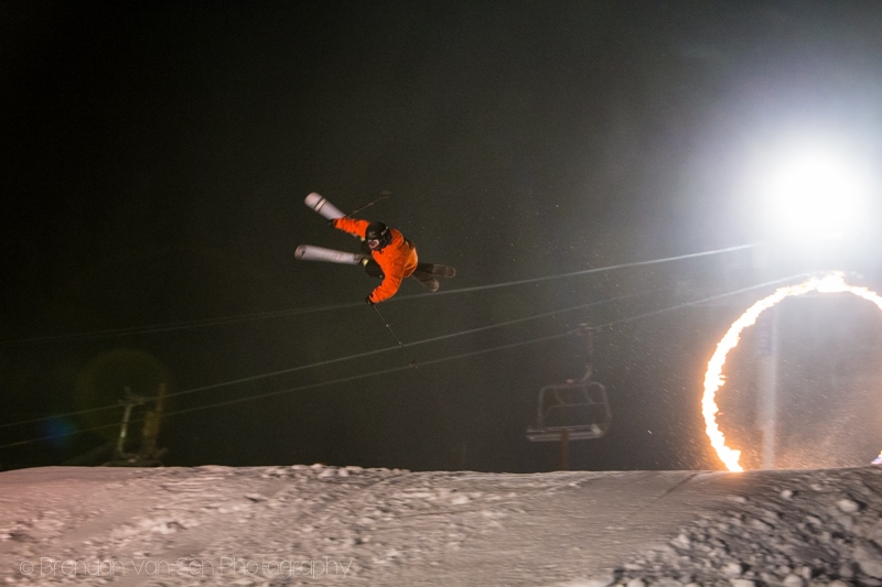 Fire and Ice Show, Whistler