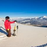 Ski and Snowboard Photography at Marmot Basin, Jasper