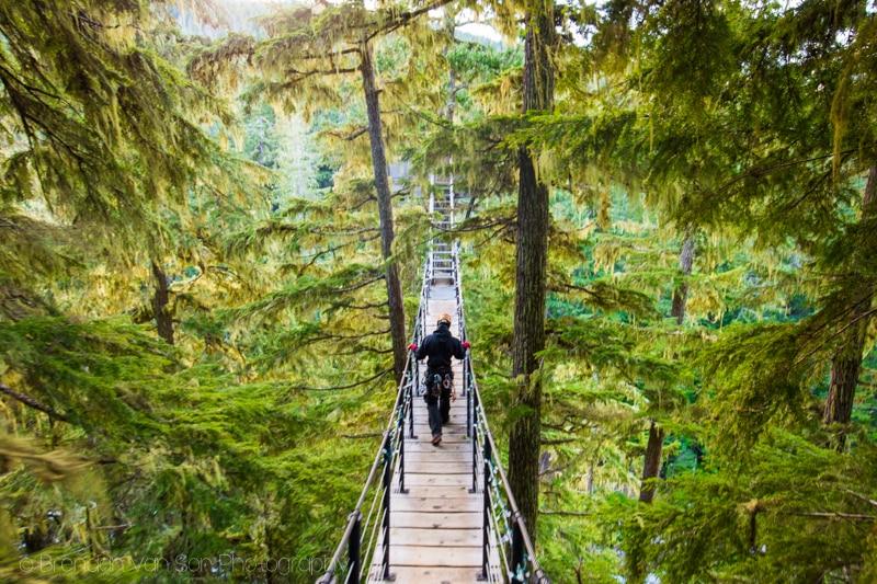 Ziptrek, Whistler