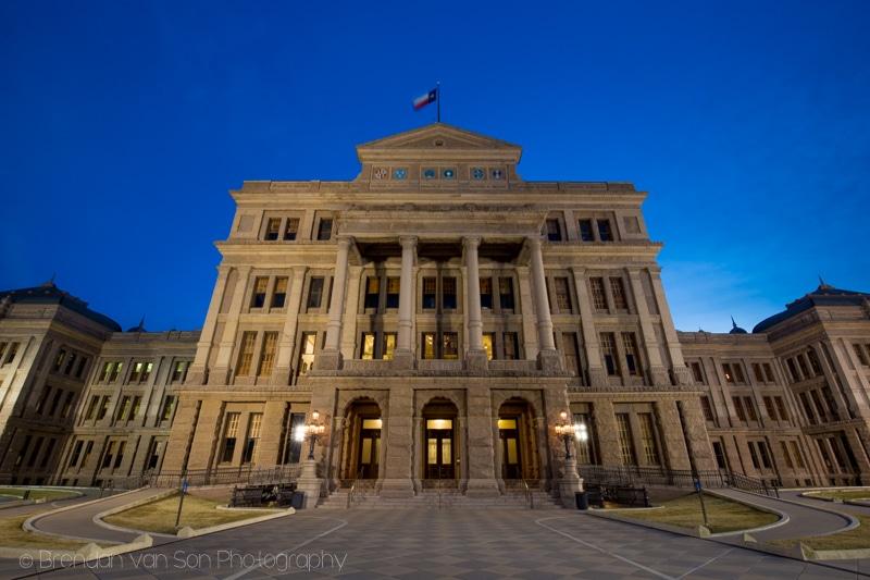 Austin State Captiol Building
