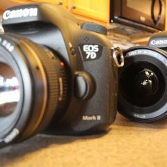 The Canon 6D vs. the Canon 7D Mark II