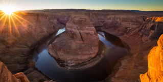 When is the Right Time of Day to Photograph Horseshoe Bend