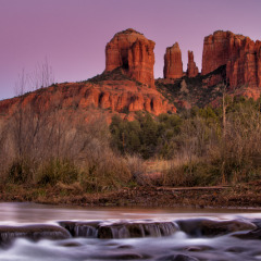 Photography at Red Rock Crossing, Sedona