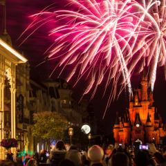 Photography at Disney World, Orlando