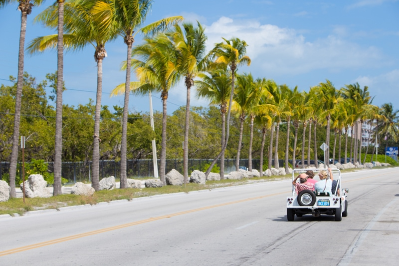 Awesome Car, Key West