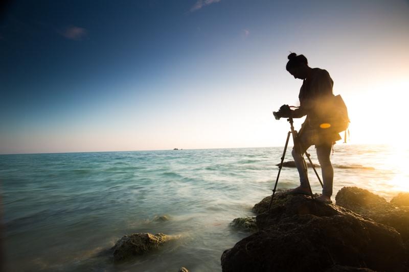 Photographer, Bahia Honda State Park