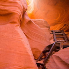 The Blurring Lines Between Commerical and Editorial Photography with Images from Antelope Canyon