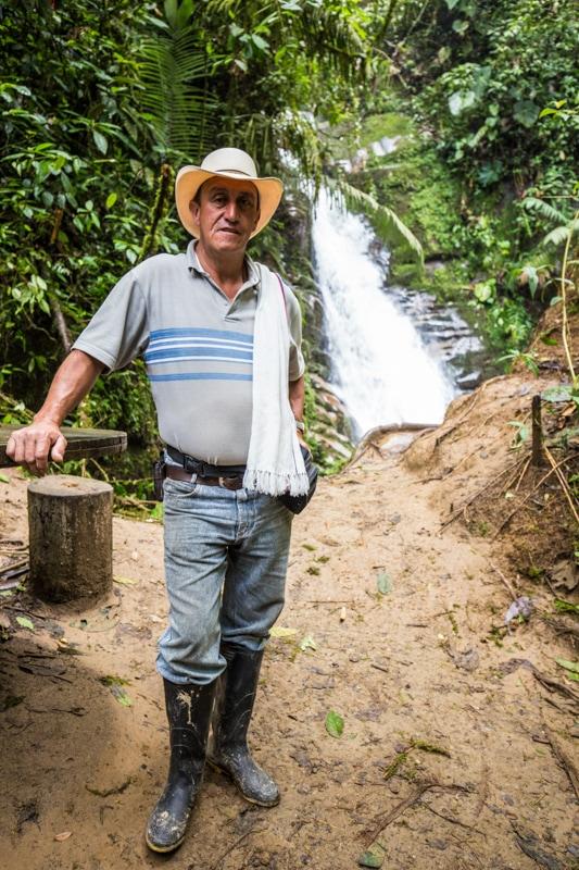 Gaucho, Salento, Colombia
