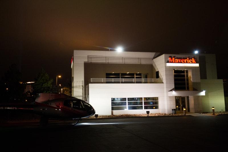 Maverick Helicopters, Las Vegas