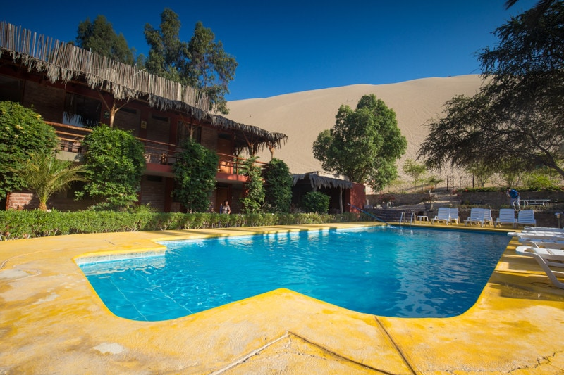 Huacachina Hotel