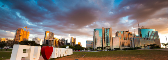 The Architectural Wonder of Brasilia, Brazil