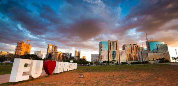 The Architectural Wonder of Brasilia, Brazil