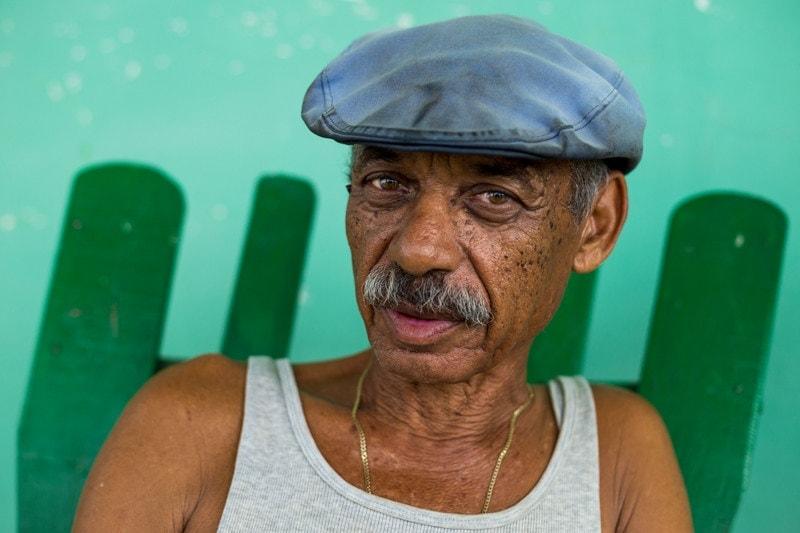 Portrait, Vinales, Cuba