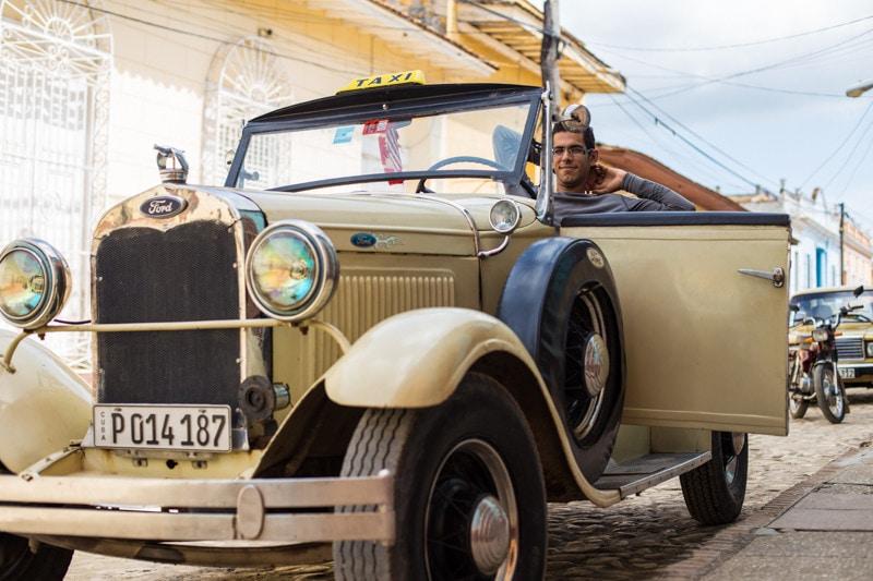 Cuba Portrait