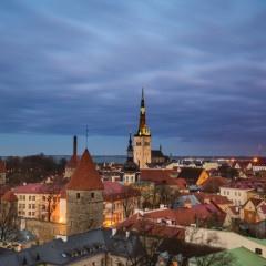 Shooting Photography in Tallinn, Estonia