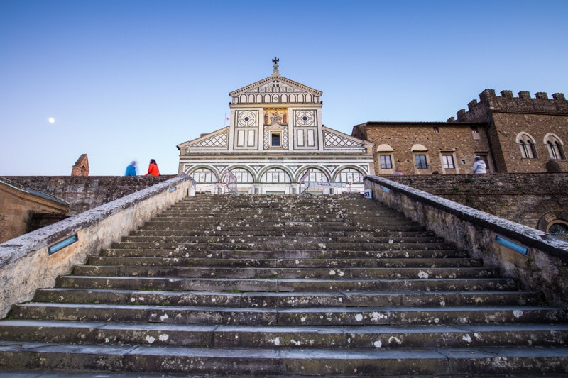 Abbazia di San Miniato al Monte, Florence