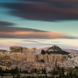 Photo Location Scouting and Searching for the Best Views of Athens