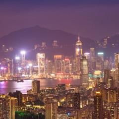 Seeking Nature and Photographs in Hong Kong