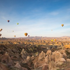 Where to Photograph Cappadocia, Turkey