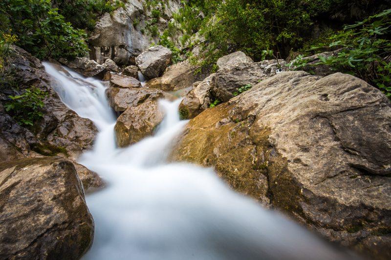 Kotor Waterfall