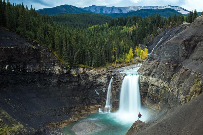 David Thompson Country, Alberta