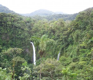 Traveling Green, costa rica