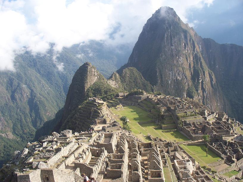 Inca Trail photos, machu picchu