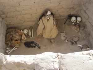 Chauchilla Cemetery