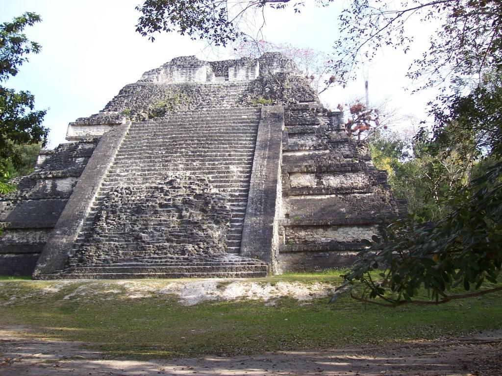 Tikal Ruins, Guatemala, Central America, pyramid, temple