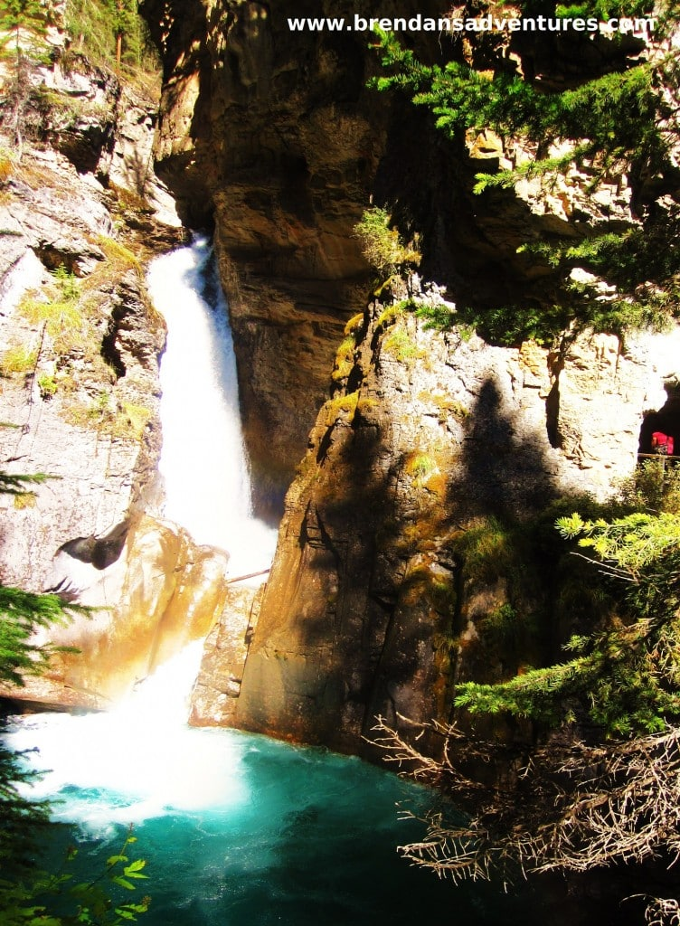 Johnston canyon, Banff, Canada