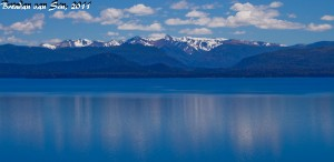 Bariloche, Argentina, Lake View